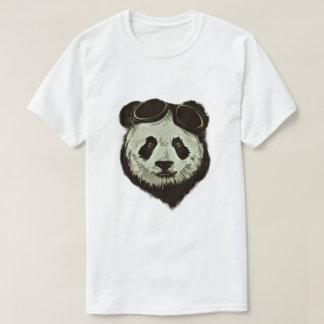 Hipster Panda Animal T-Shirt