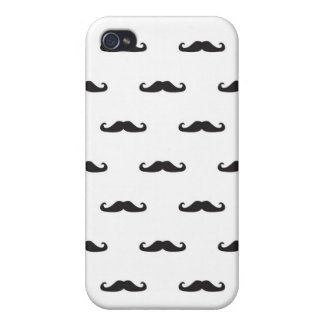 Hipster pattern iPhone 4/4S cover