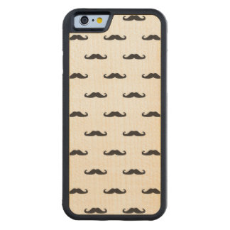 Hipster pattern maple iPhone 6 bumper case