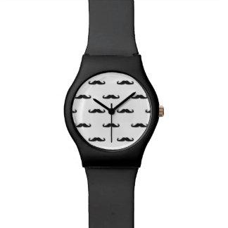 Hipster pattern watch