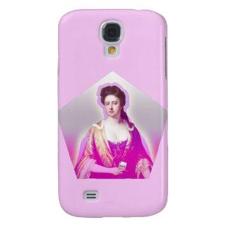 'Hipster Queen Anne' Galaxy S4 Case