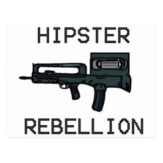 Hipster Rebellion Postcards