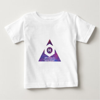 Hipster Revolution H Baby T-Shirt