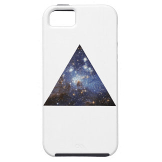 Hipster Space Triangle iPhone 5 Cases