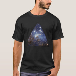 hipster space triangle T-Shirt