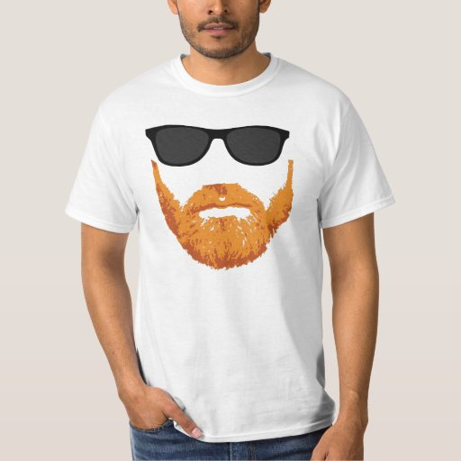 Hipster St Patrick's Day T-shirt