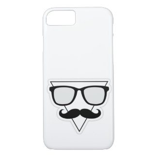 Hipster Symbol Guy iPhone 7 Case