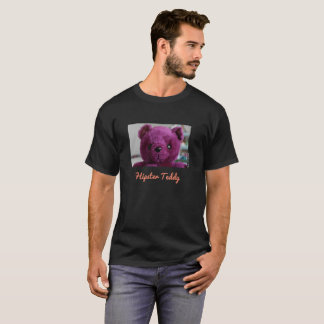 Hipster Teddy T-Shirt