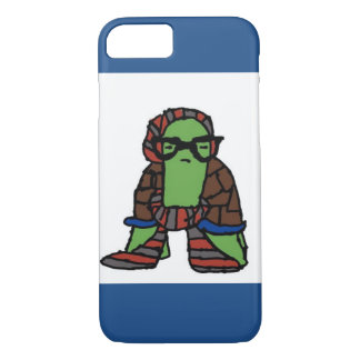 Hipster Turtle: The Phone Case