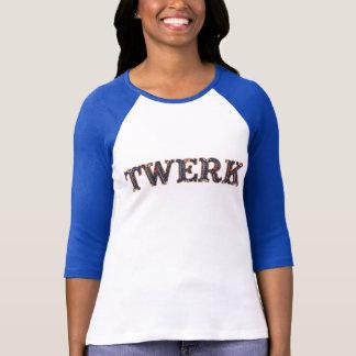 Hipster twerk T-Shirt
