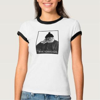 Hipster Victor Hugo T-Shirt