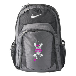 Hipster Zebra Backpack