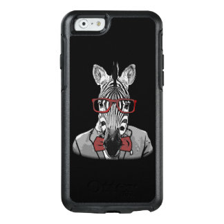 Hipster Zebra OtterBox iPhone 6/6s Case