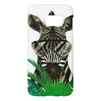 Hipster Zebra Style Animal