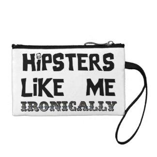 Hipsters Like Me Change Purses