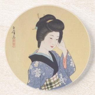 Hirano Hakuho's Young Girl Coaster