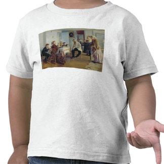 Hiring of a Maid 1891-92 T-shirts