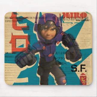 Hiro Propaganda Mouse Pad