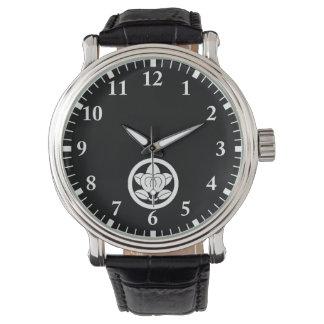 Hirone orange wristwatches
