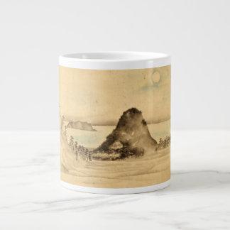 Hiroshige Kanazawa Jumbo Mug