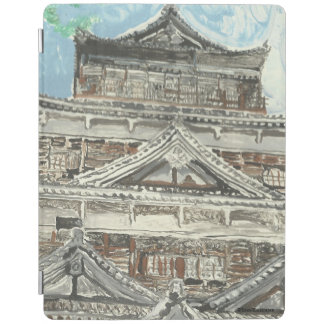 Hiroshima Castle iPad Case