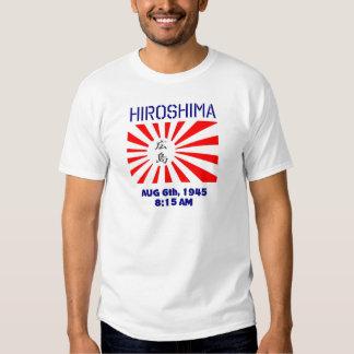 Hiroshima Rising Sun Tshirt