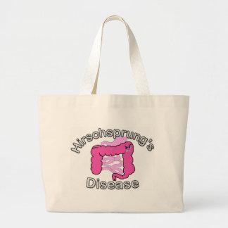 Hirschsprung's Disease Awareness Canvas Bag