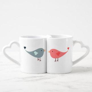 His And Hers Love Birds Lovers Mug