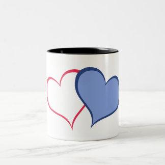 His BETTER HALF mug she+HE