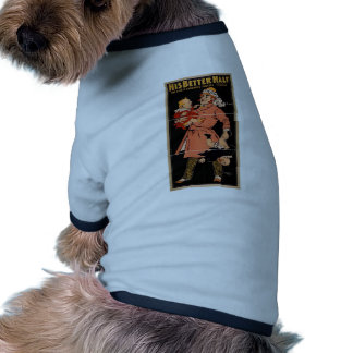 His Better Half Vintage Theater Dog Clothing