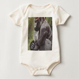 His Fragile World! Baby Bodysuit
