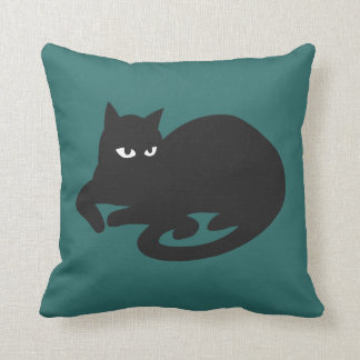 His Green Pillow