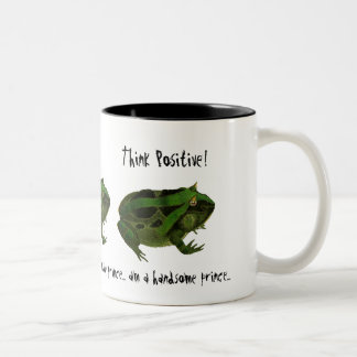 (His) Handsome Prince Frog Mug