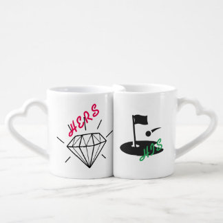 His/Hers Cute Cups