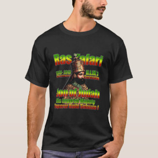 His Imperial Majesty Emperor Haile Selassie I T-Shirt