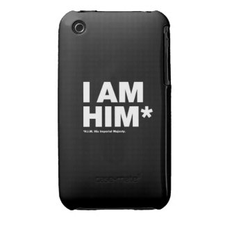 His Imperial Majesty iPhone 3 Cases