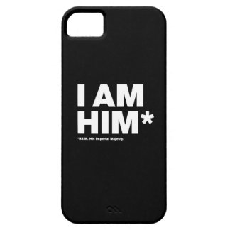 His Imperial Majesty iPhone 5 Cover