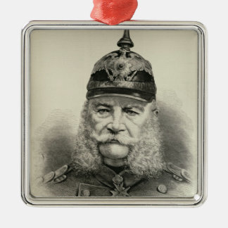 His Imperial Majesty William I Christmas Ornament