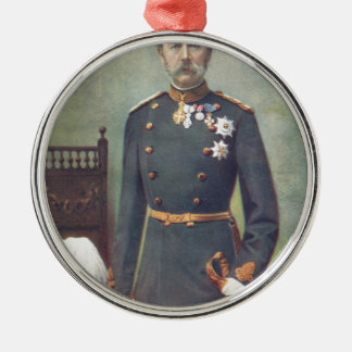 His Majesty The King Of Denmark Christmas Ornament