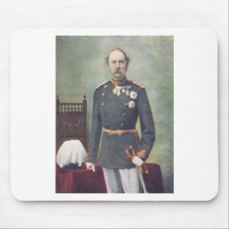 His Majesty The King Of Denmark Mouse Mat