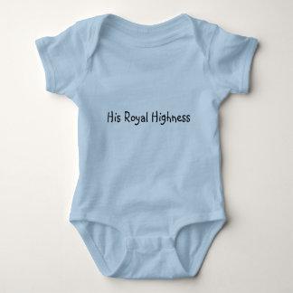 His Royal Highness Baby Bodysuit
