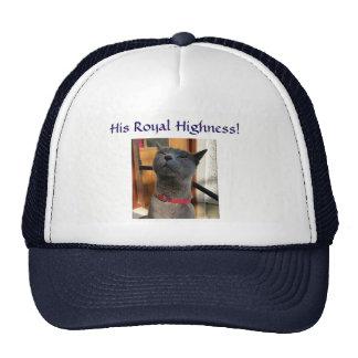 His Royal Highness! Cap