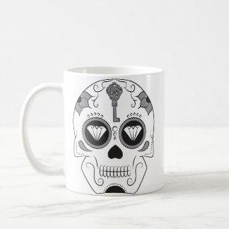 'His' Sugar Skull Mug