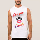 His Very Own Official Cougar Candy Logo Shirt