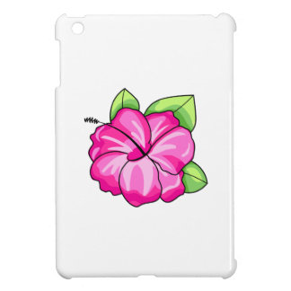 Hisbiscus Cover For The iPad Mini