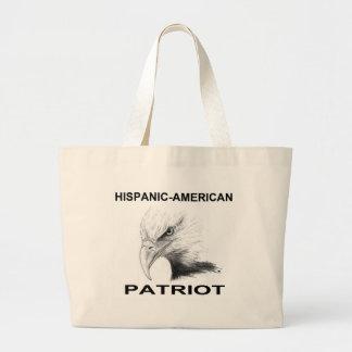 Hispanic-American Patriot Bag