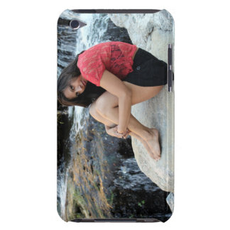 Hispanic Woman Creek iPod Touch Cases