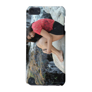 Hispanic Woman Creek iPod Touch 5G Cases