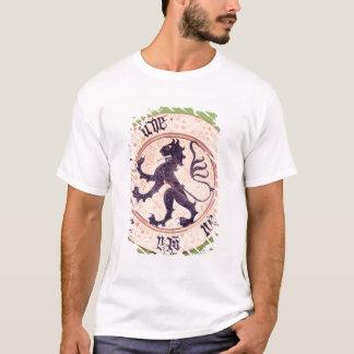 Hispano-Moresque dish, tin-glazed T-Shirt