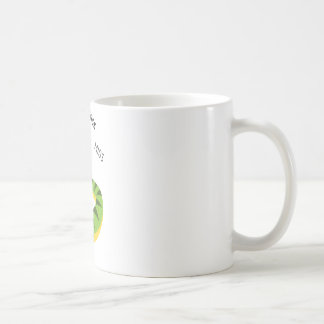 Hiss Snake Cute Emoji Coffee Mug